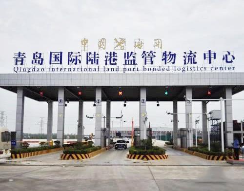 顺丰入驻青岛国际陆港 成为青岛唯一的一级分拨中心
