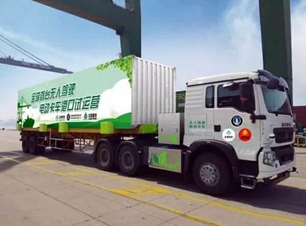 物流行业需求增大 电动卡车将成试金石