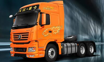 「新品介绍」大运N9H系列牵引车3.0版产品详解
