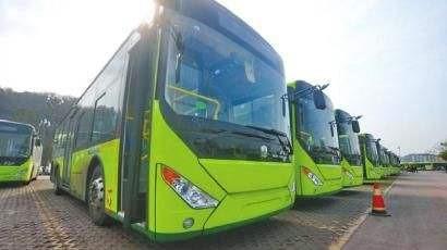 海南省到2020年新增和更换新能源公交车