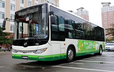 第13届影响中国客车业 见证黄海新能源