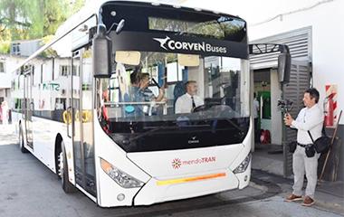中通客车打造阿根廷首条纯电动公交线路