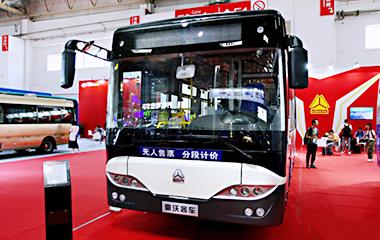 中国重汽豪沃客车:依托集团优势,发力中高