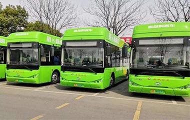 苏州金龙携手丰田、重塑科技、常运公交