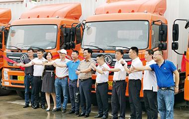 定义可靠服务新标准,东风商用车完成上海