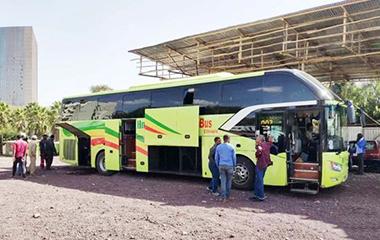 金旅客车谱写中非国际产能合作新篇章