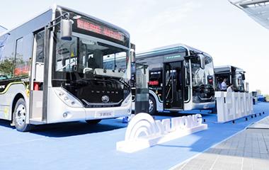 第120000台交付,宇通新能源客车引领行业迈向新高度!发布高端公交新标准