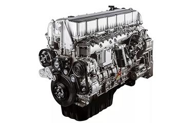 上柴E系列国Ⅵ天然气发动机通过国家环