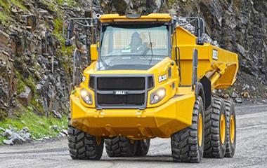 贝尔设备公司为其铰接式自卸车专门选配艾里逊变速箱
