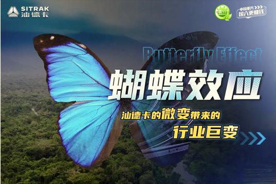 蝴蝶效应——汕德卡的微变带来的行业巨