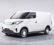 上汽大通EV30新能源货车官图曝光 本月1