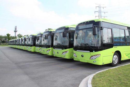 佛山两年完成全市公交车新能源化更换