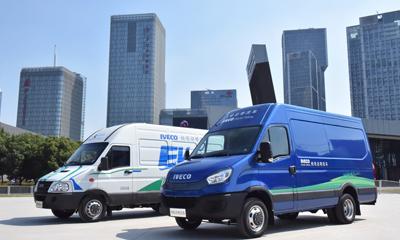 实至名归!南京依维柯成为2020年新能源欧系轻客市场销量桂冠